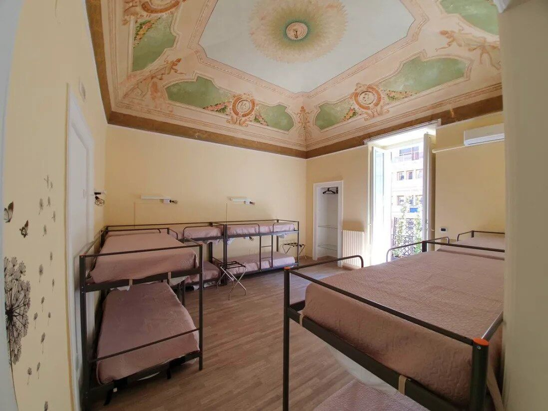 Best Hostel for Solo Travellers in Bari – Host Bari Centrale