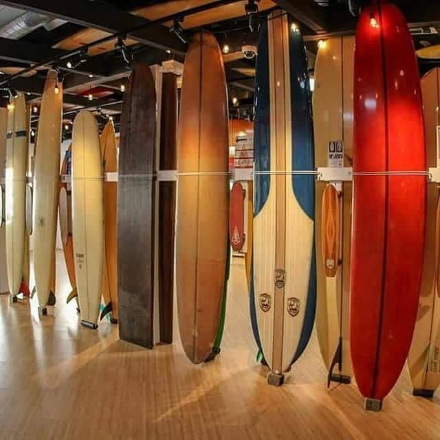 Huntington Beach International Surfing Museum