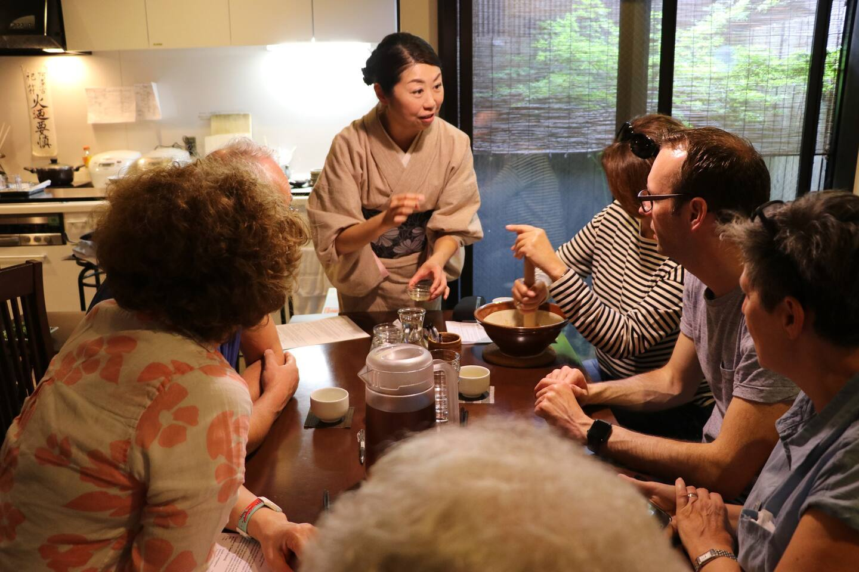 Japanese Izakaya Cooking Class