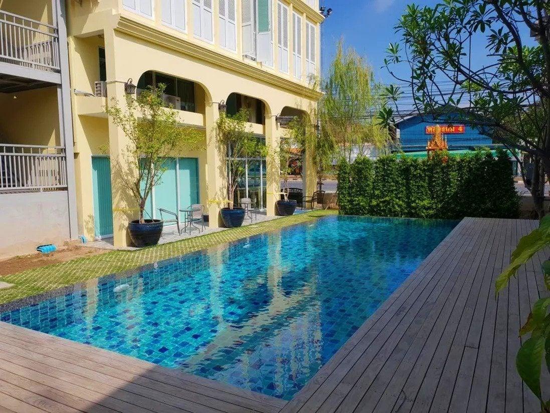Latina Boutique Hostel best hostels in Kanchanaburi