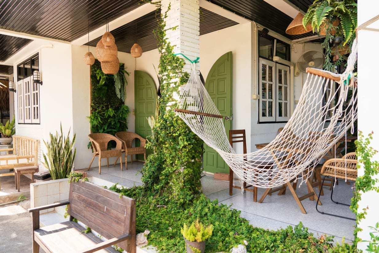 No. 25 Cafe and Hostels best hostels in Kanchanaburi