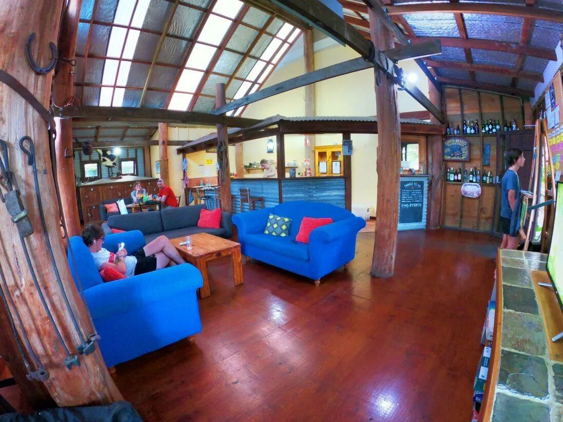 Overall Best Hostel in Hervey Bay – Woolshed Eco Lodge