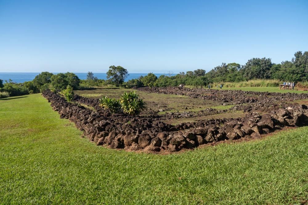 Pu u O Mahuka Heiau State Historic Site