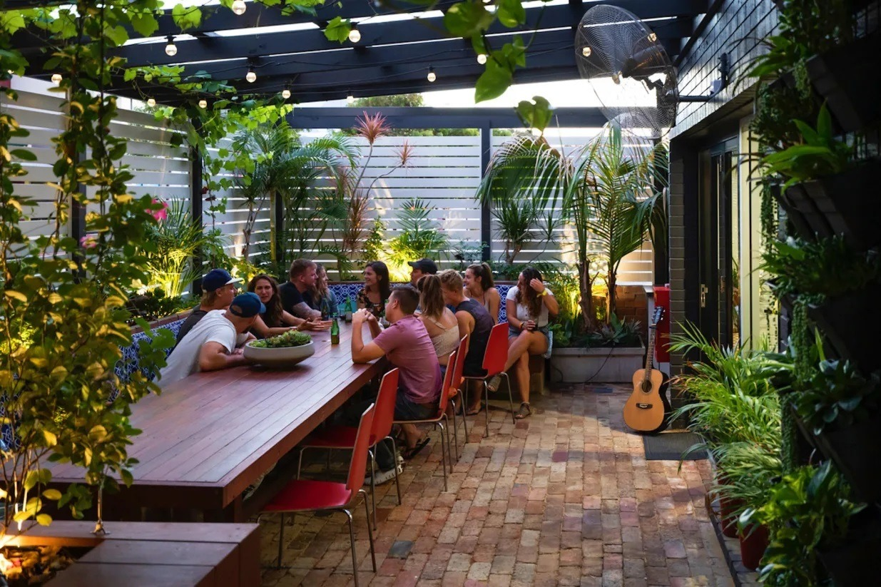 Spinners Backpackers best hostels in Fremantle