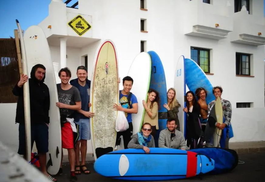 Surf Riders Fuerteventura best hostels in Fuerteventura