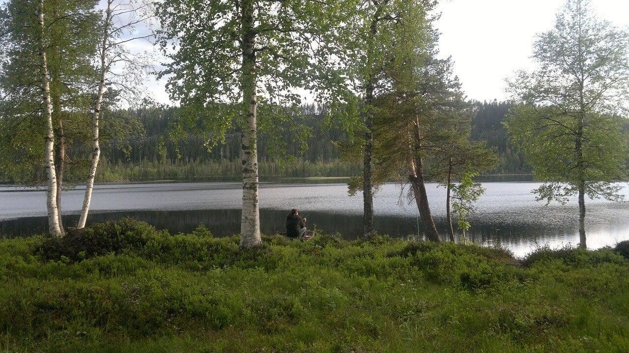 Teaching in Umea, Sweden