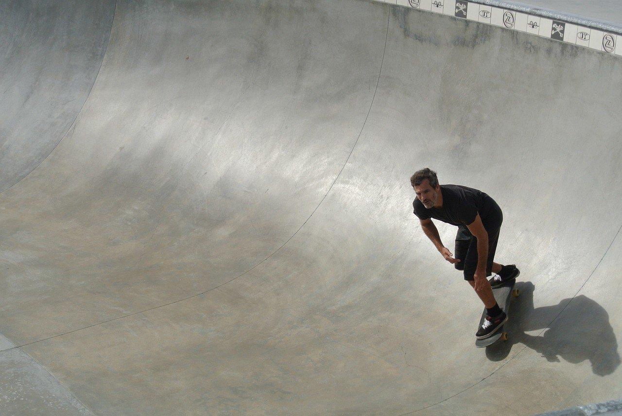 Venice Skate Park, California