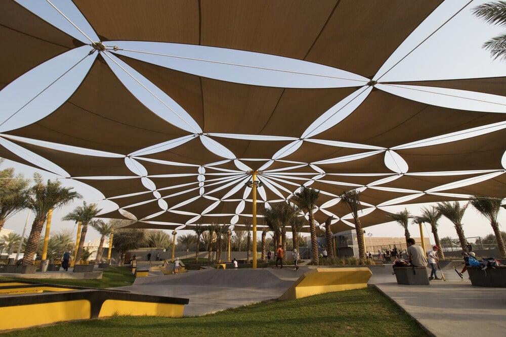 XDubai Kite Beach Skatepark, Dubai