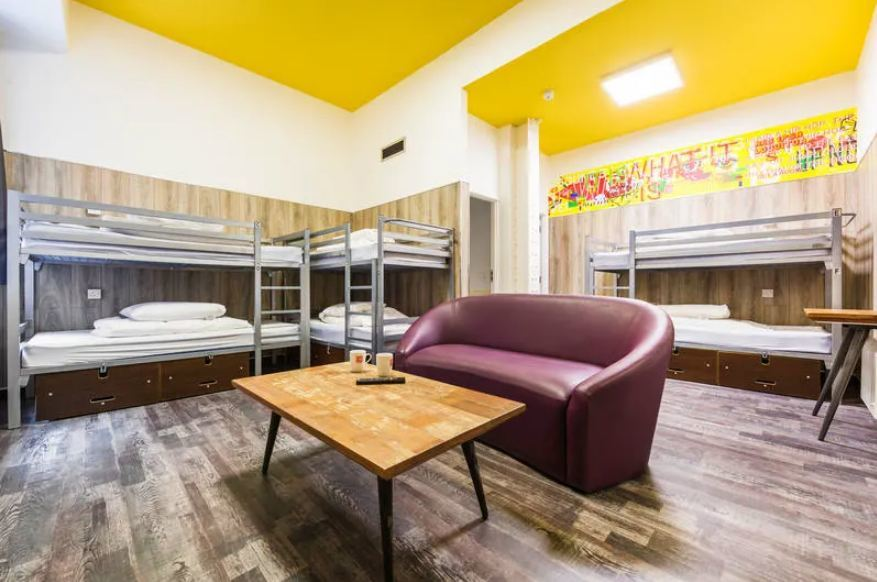 YHA Newcastle Central best hostels in Newcastle