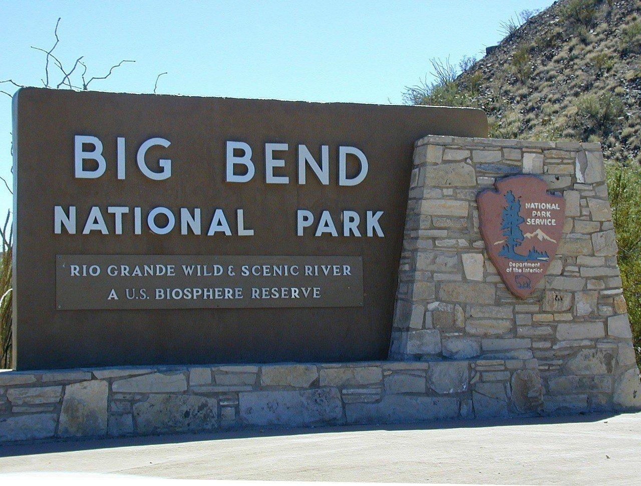 big bend national park - Chisos Basin
