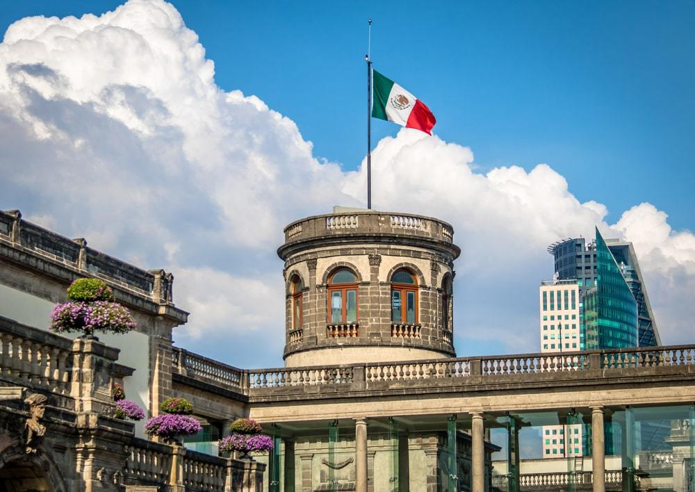 chapultapec in mexico city