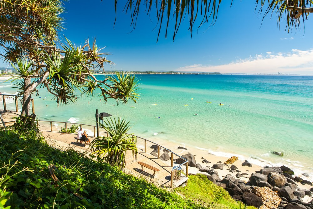shutterstock - Best Hostels in Coolangatta