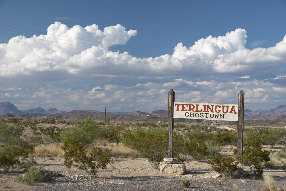 big bend national park - Terlingua