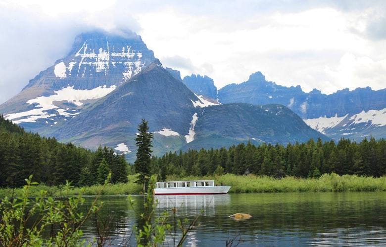 Swiftcurrent Lake, Montana