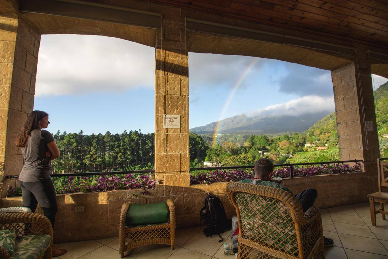 Best Hostel in Boquete, Panama - Bambuda Castle