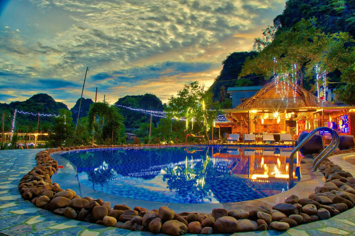 Best Hostels in Ninh Binh, Vietnam - Green Mountain Homestay