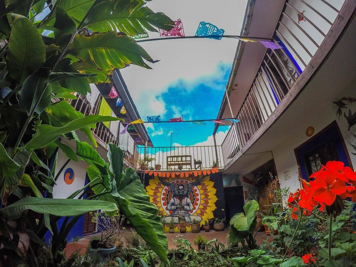 Best Hostel in de las Casas, Mexico - Hostal El Nagual