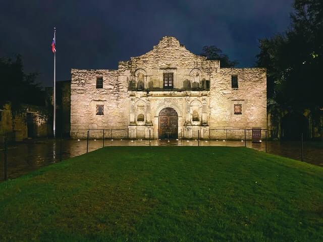 Alamo Fort