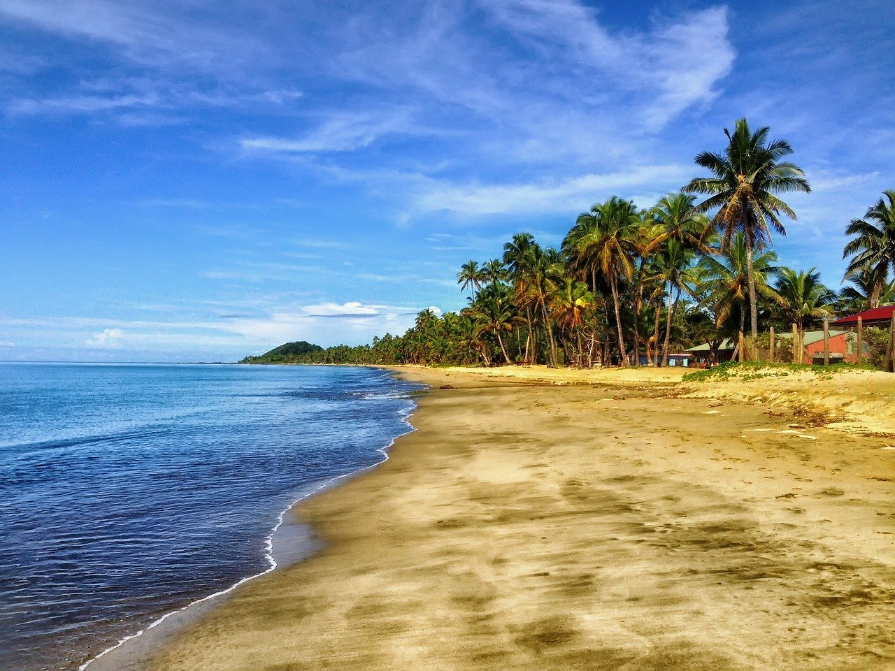 why stay in an eco-resort in Fiji