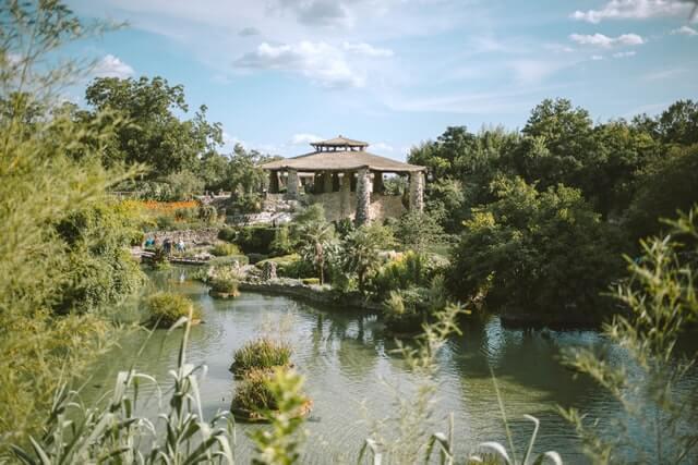 Japanese Garden Texas