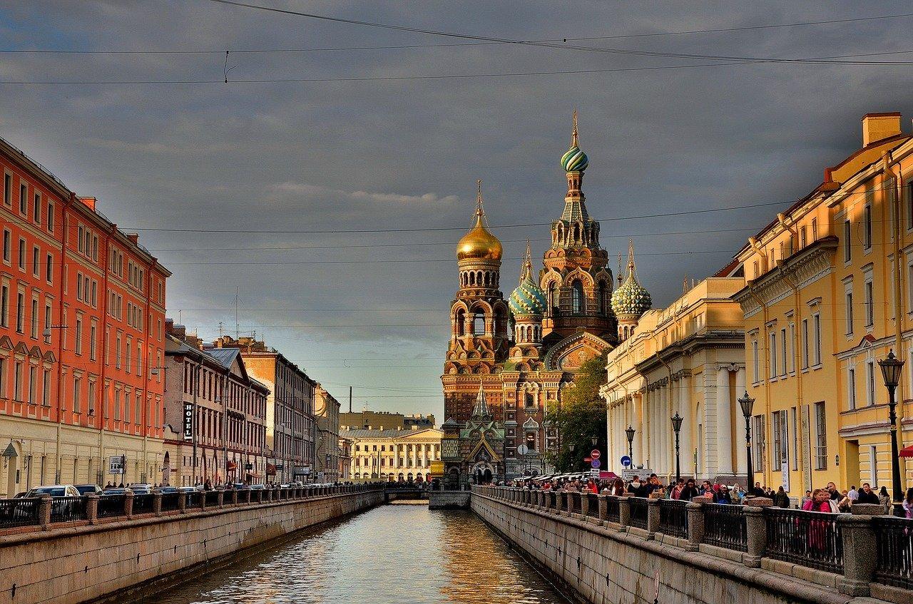 Russia.