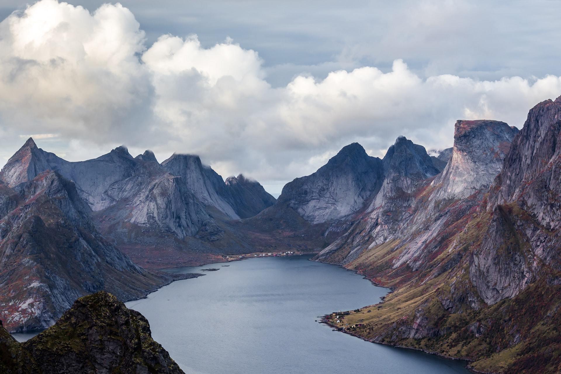 Norway - mountains