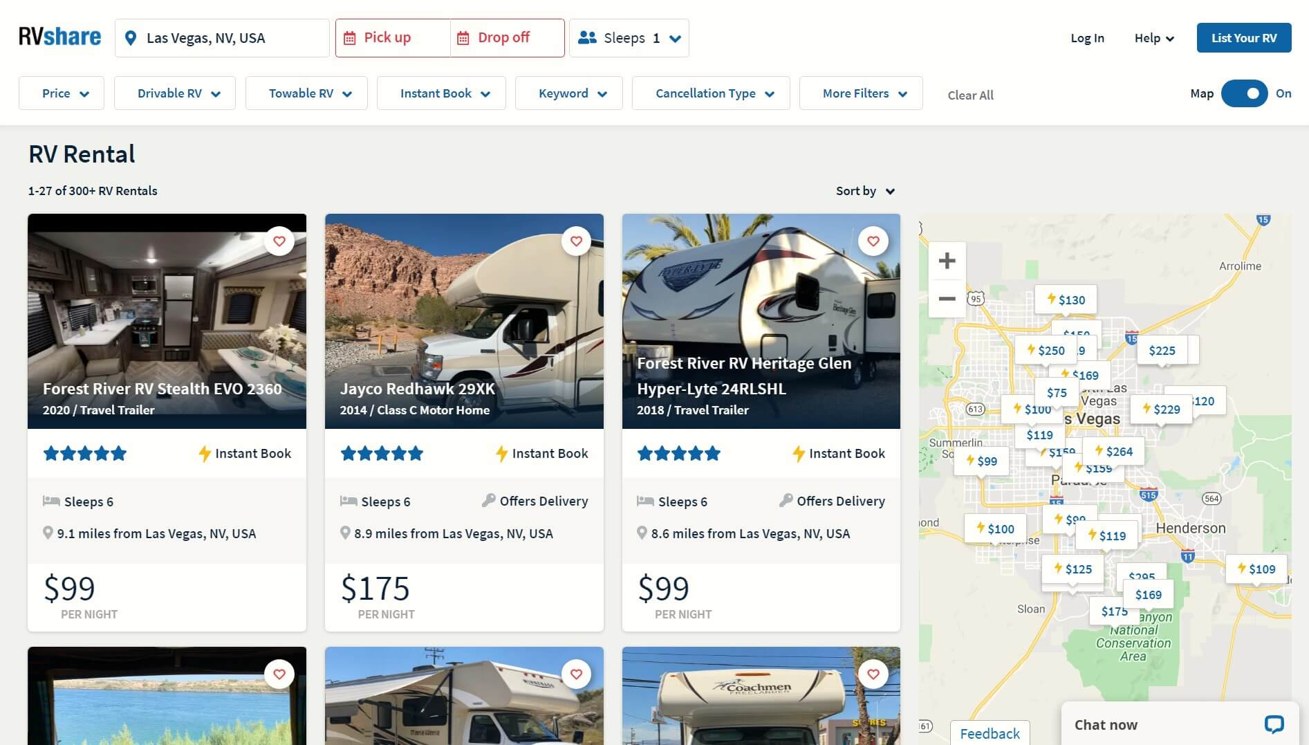 02-rv-las-vegas-rvshare-search-page