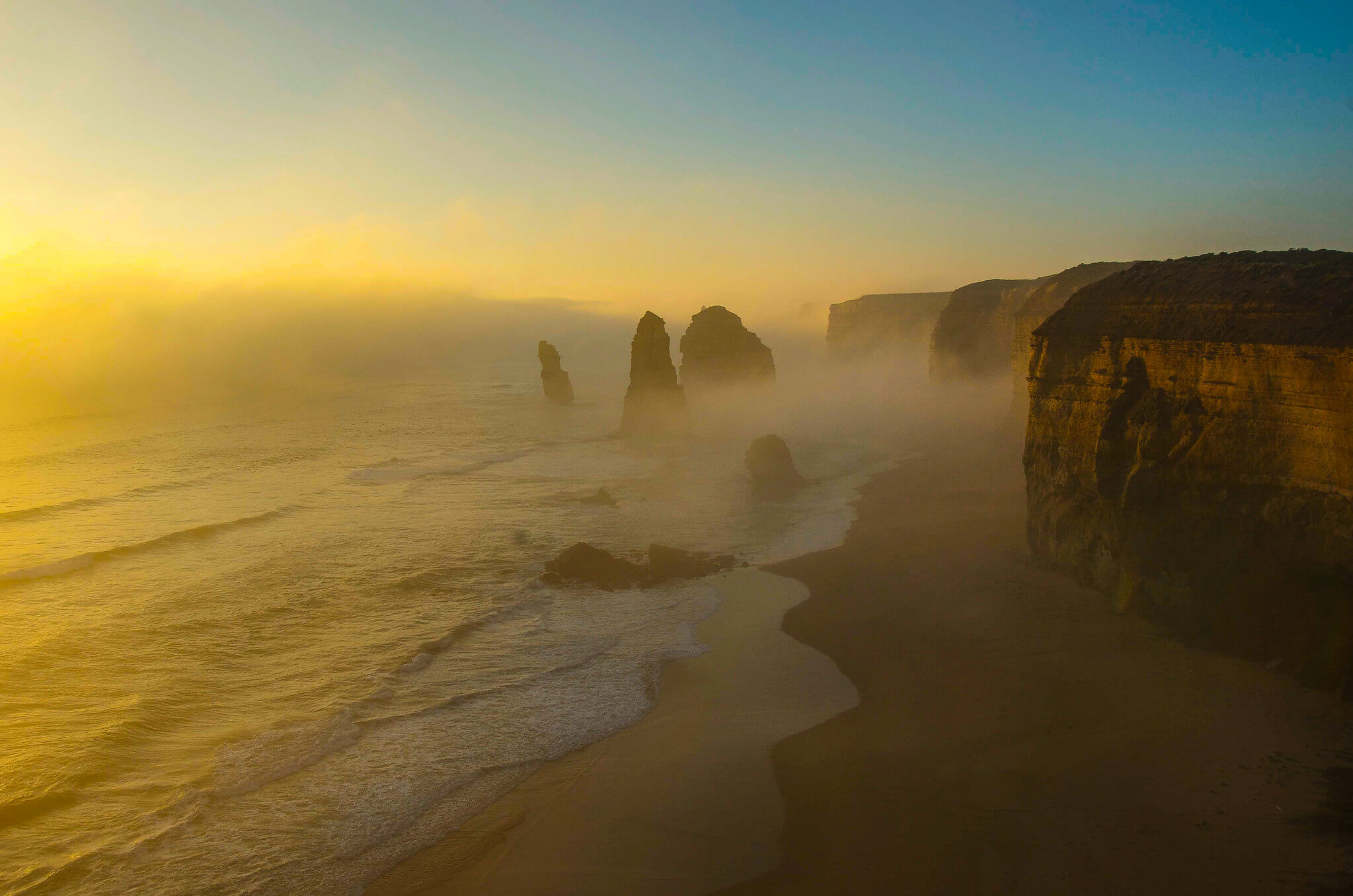 Port Campbell National Park AND Great Otway National Park