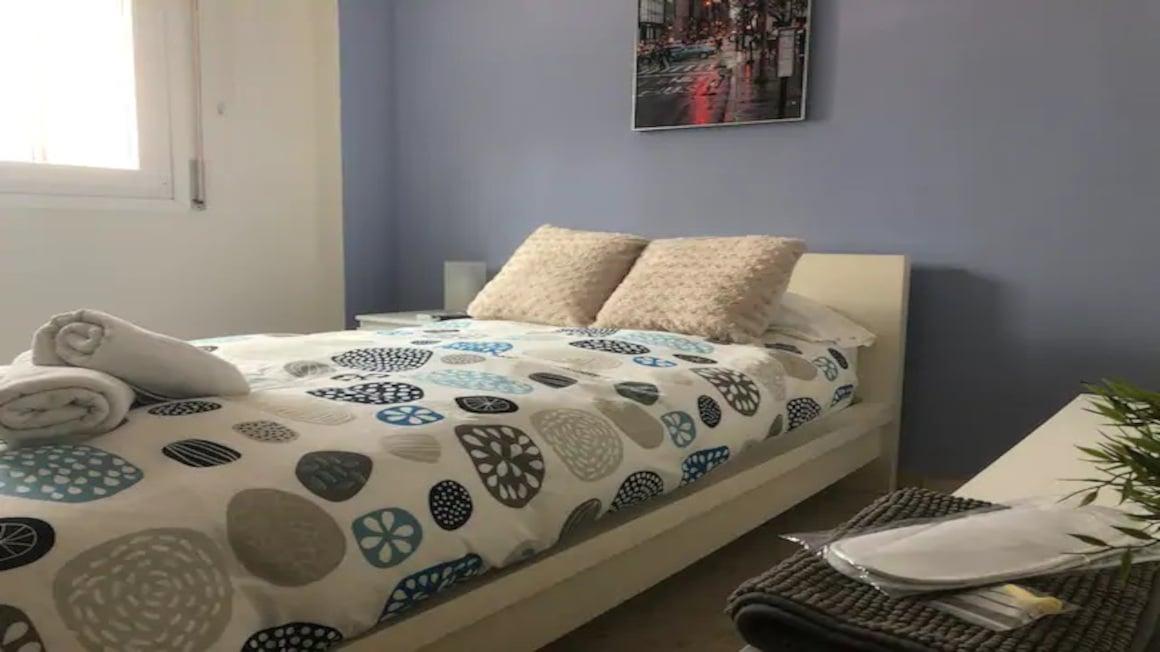 Cozy and nice single room, Malaga