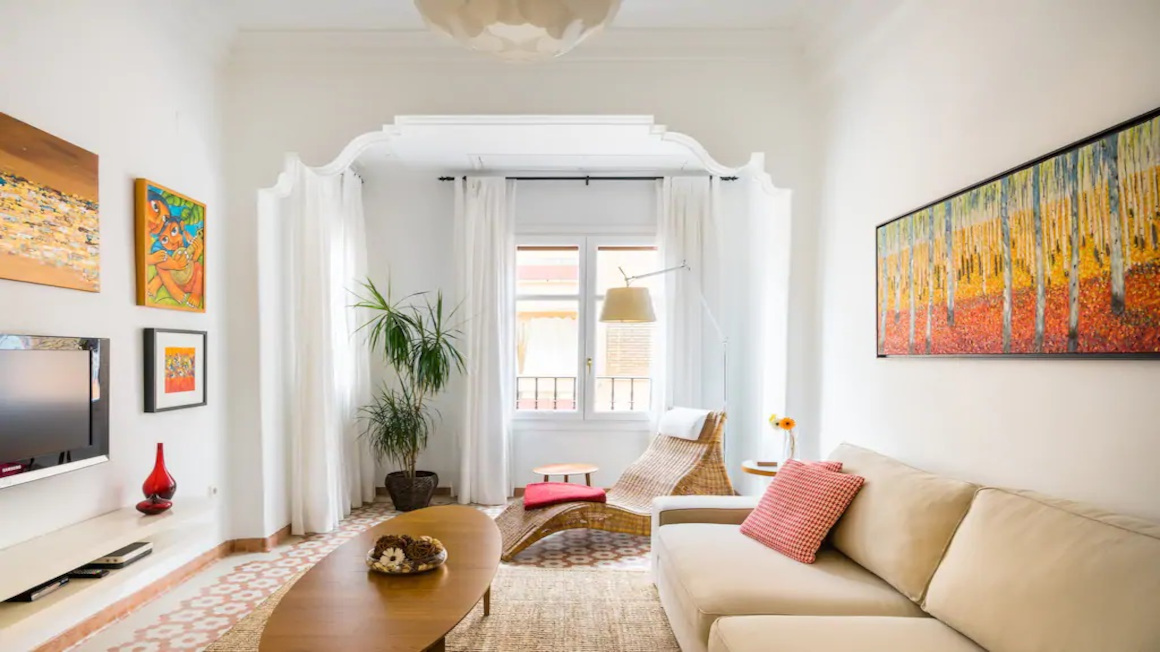 Elegant Central Apartment, Malaga