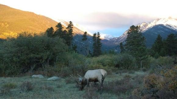 Estes Park, Rocky Mountain National Park