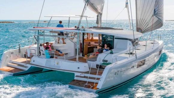 Lux Catamaran Lagoon 42, Dubrovnik