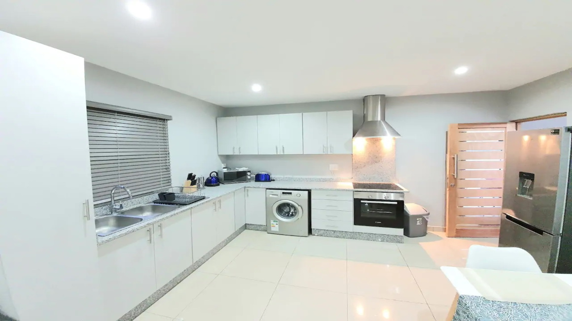 Modern Penthouse Terrace, Durban