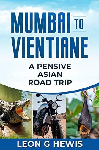 Mumbai to Ventiane
