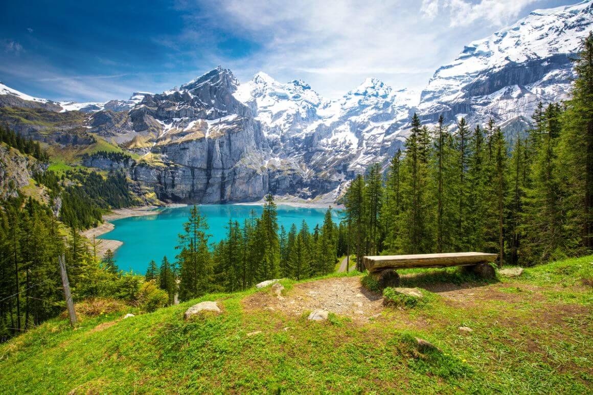 Oeschinensee Loop Switzerland