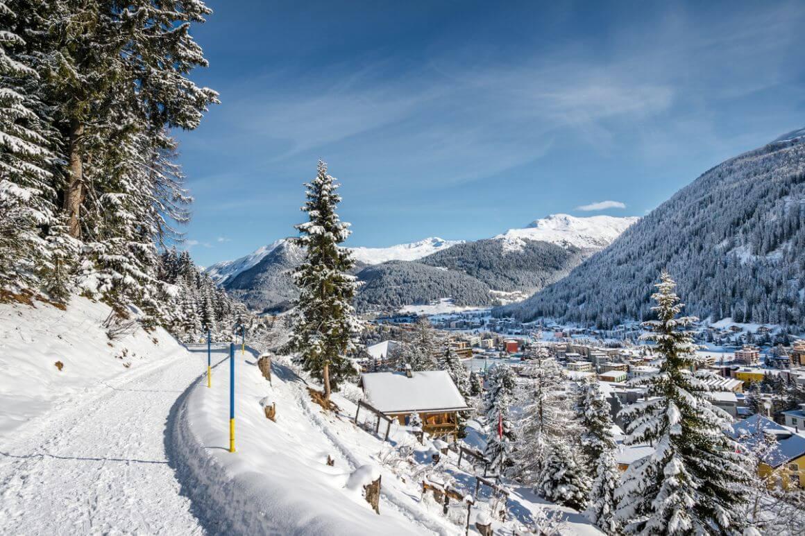 Panorama Way Switzerland