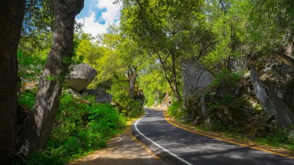 El Portal, Yosemite 1