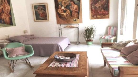 Studio in Old Centre of Malaga, Malaga