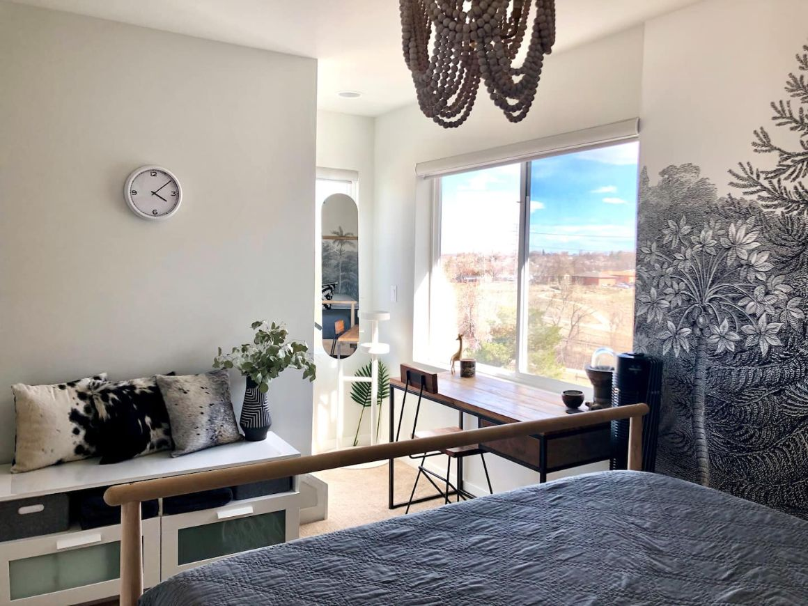 Suite with Private Roof Denver