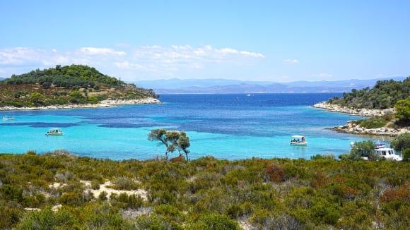 Sithonia Peninsula, Halkidiki 1