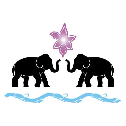 Millennium Elephant Foundation logo - an elephant sanctuary in Sri Lanka