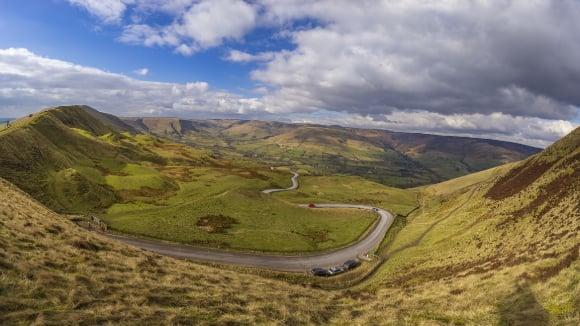 peak district - castleton