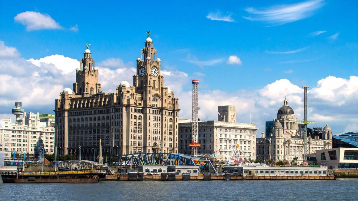 Airbnbs in Liverpool