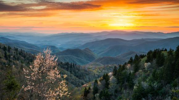 Cherokee, Great Smoky Mountain National Park 1