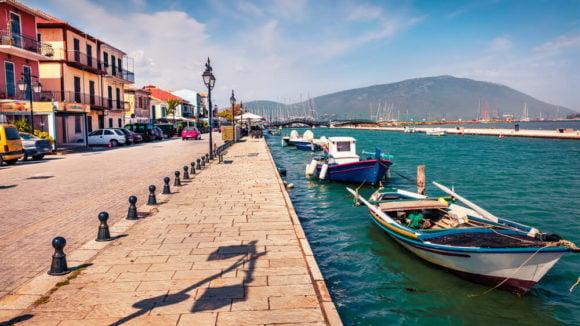 Lefkada - Lefkada Town