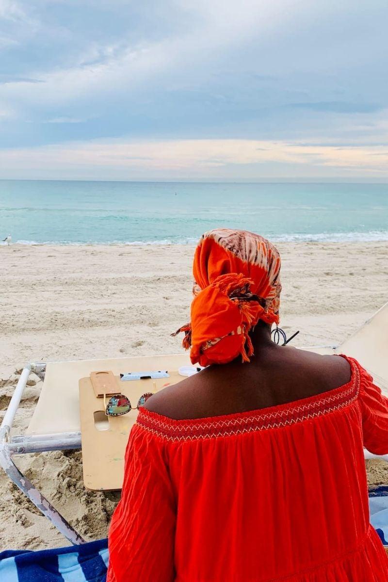 Art Experience on the Miami Beach