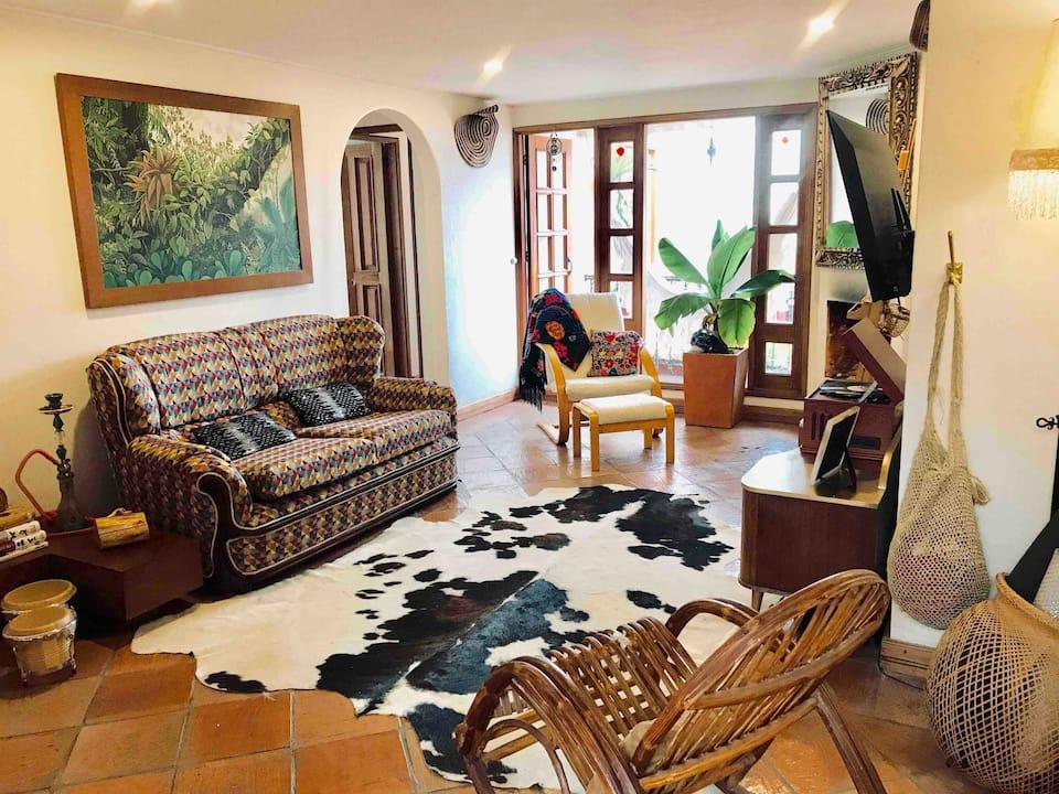 Bogota 360 Apartment in La Candelaria