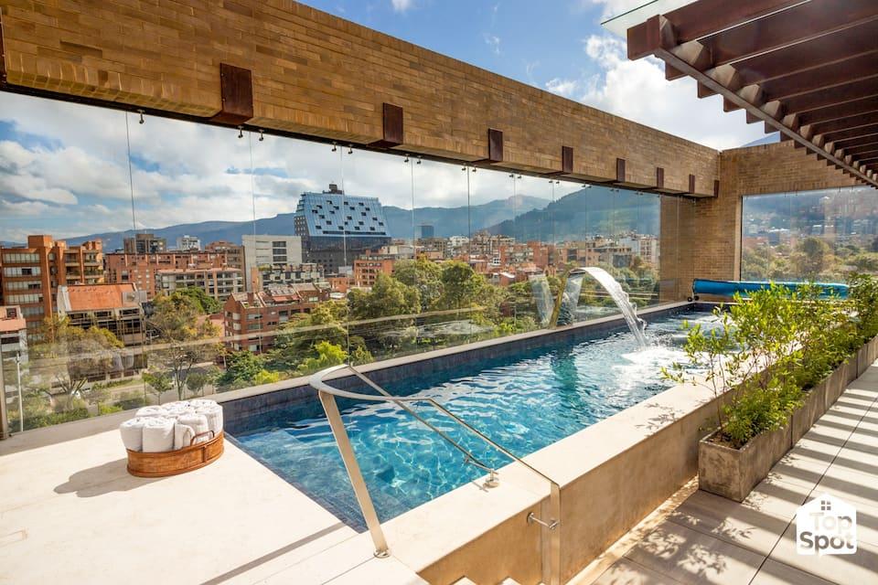 Bogota Serviced Apartment Virrey Park