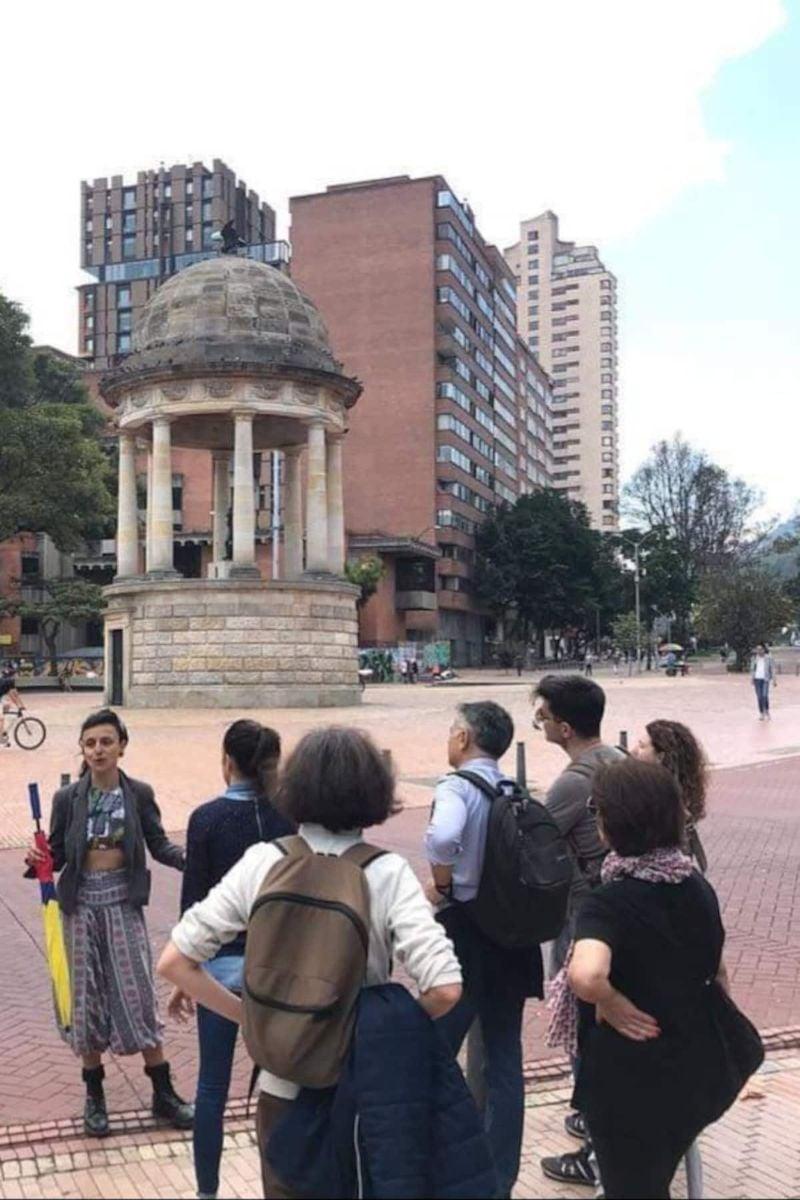 Bogota Walking Tour Old Town La Candelaria
