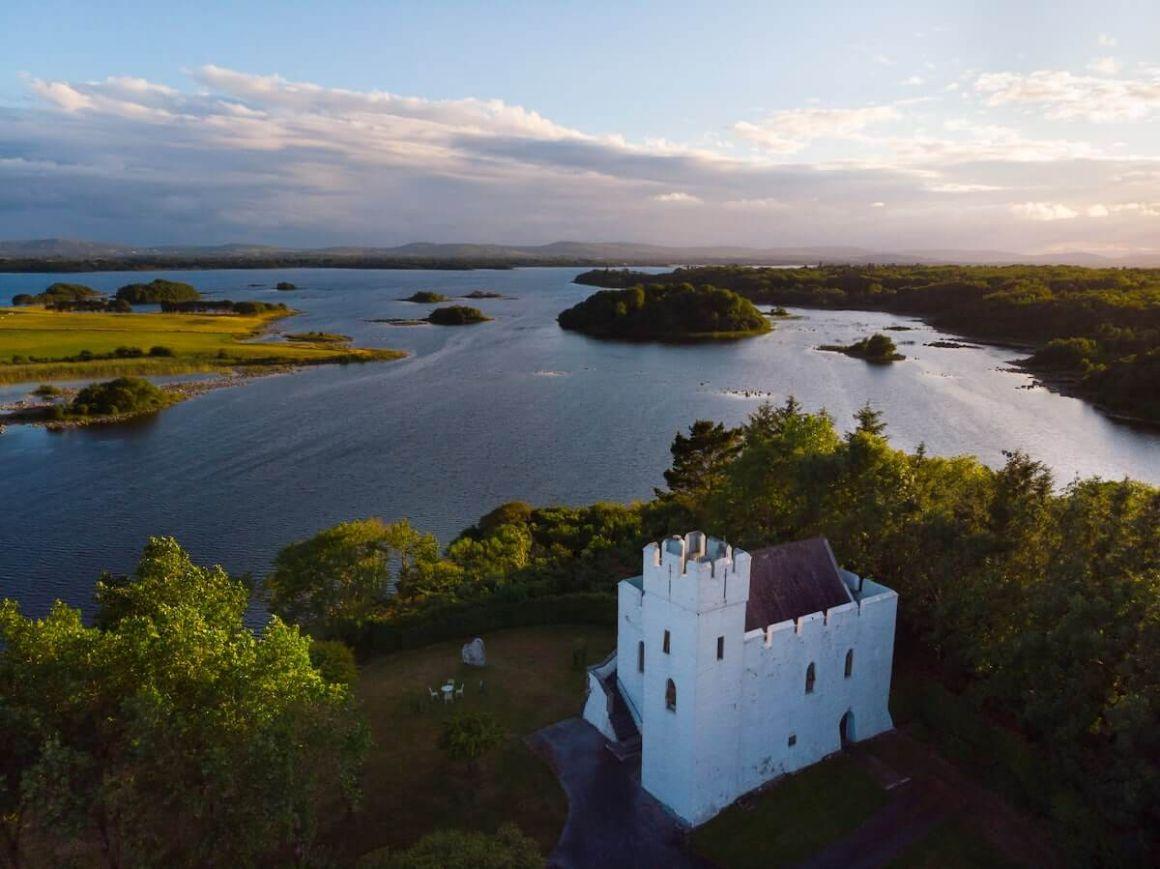 Carraigin Castle Ireland